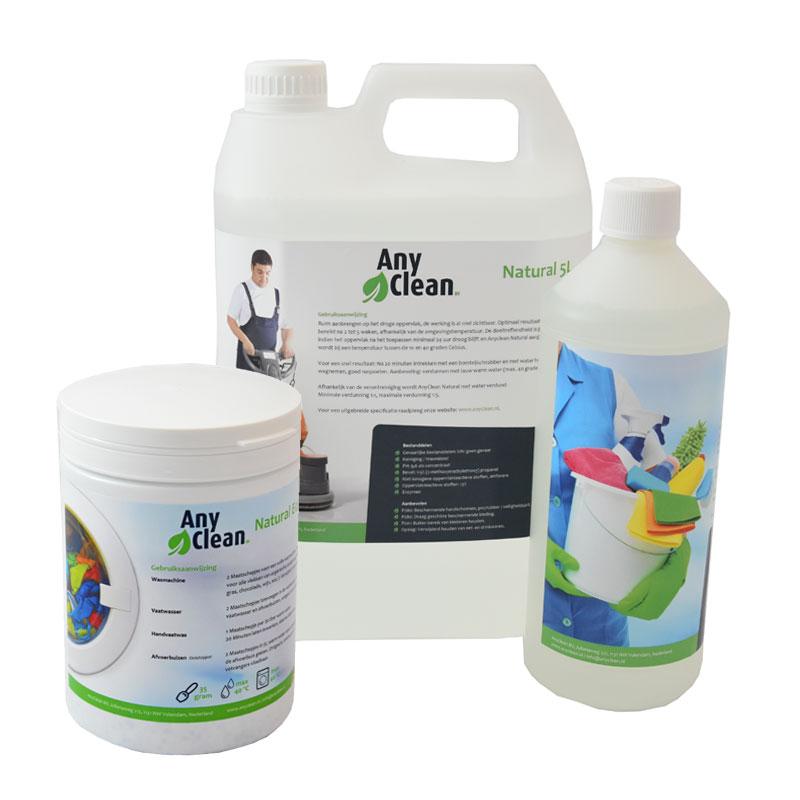 anyclean-producten