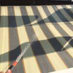 zonnescherm-reinigen